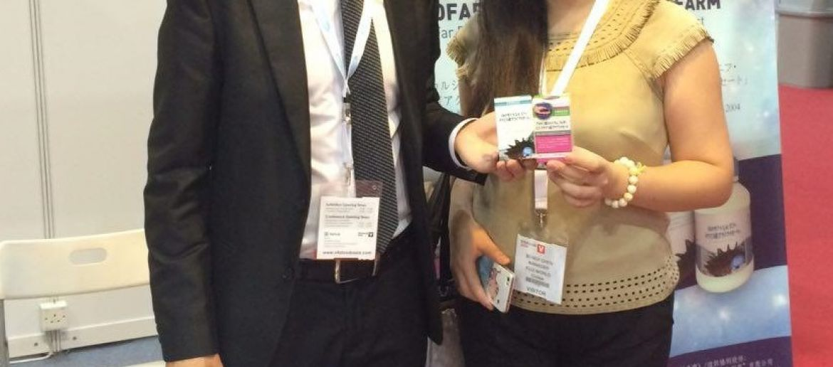 Exhibition-conference of natural biologically active food additives in Hong Kong