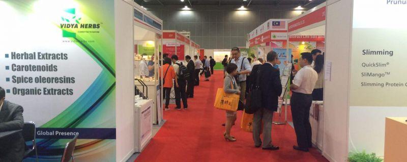 Выставка-конференция Vitafoods Asia 2015 в Гонконге